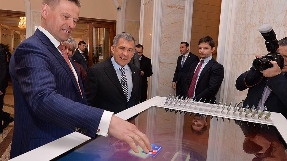 «Мир» тесен / Татарстан передумал делать «Карту жителя» республики на основе MasterCard