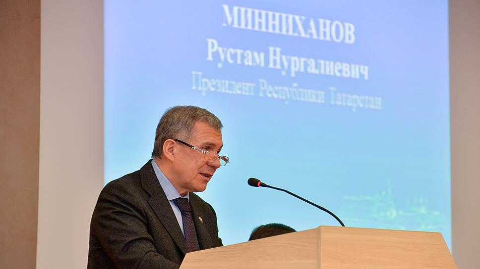 «Эпоха Минниханова» / Ученые определили состояние гражданского общества в Татарстане