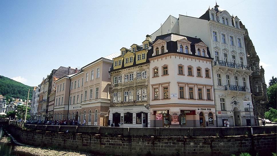 Татарстан готов продать отель в Чехии вместе с прекрасными видами Карловых Вар