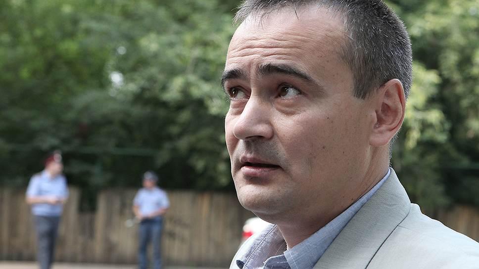 В Приволжском округе Казани «Яблоко» выдвинуло журналиста «Новой газеты» Ирека Муртазина