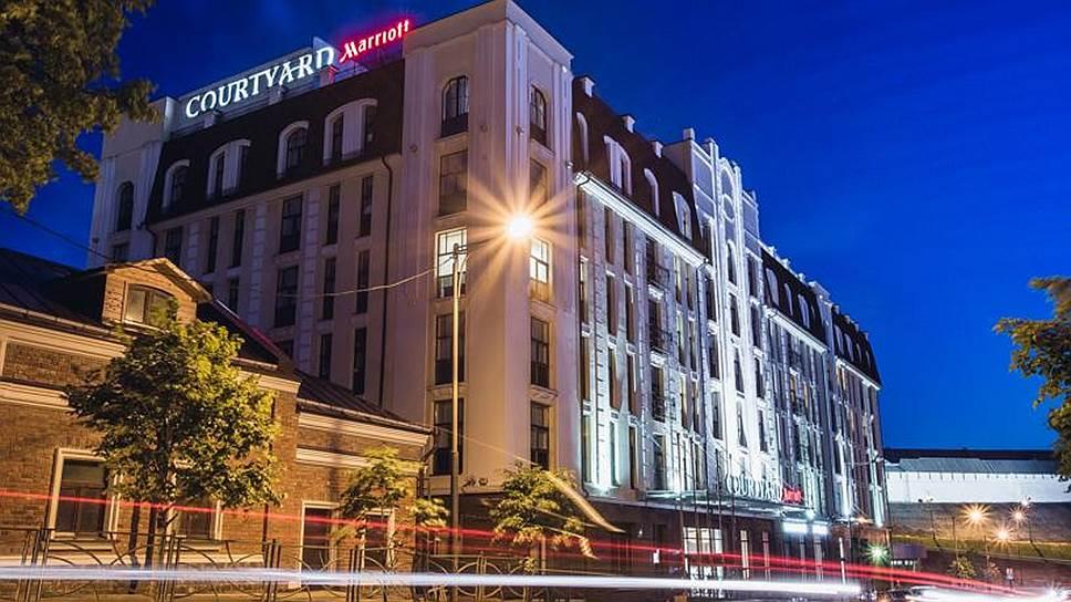 Особенности гостеприимства / Ставший объектом судебного спора казанский Marriott закрыт до весны