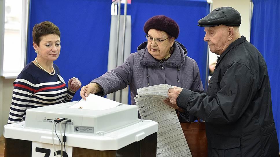 В ЦИК Татарстана считают, что бюллетень избирателя мог опустить в урну член его семьи