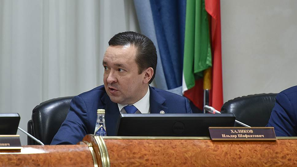 Ильдар Халиков сказал, что хотел покинуть пост еще в декабре
