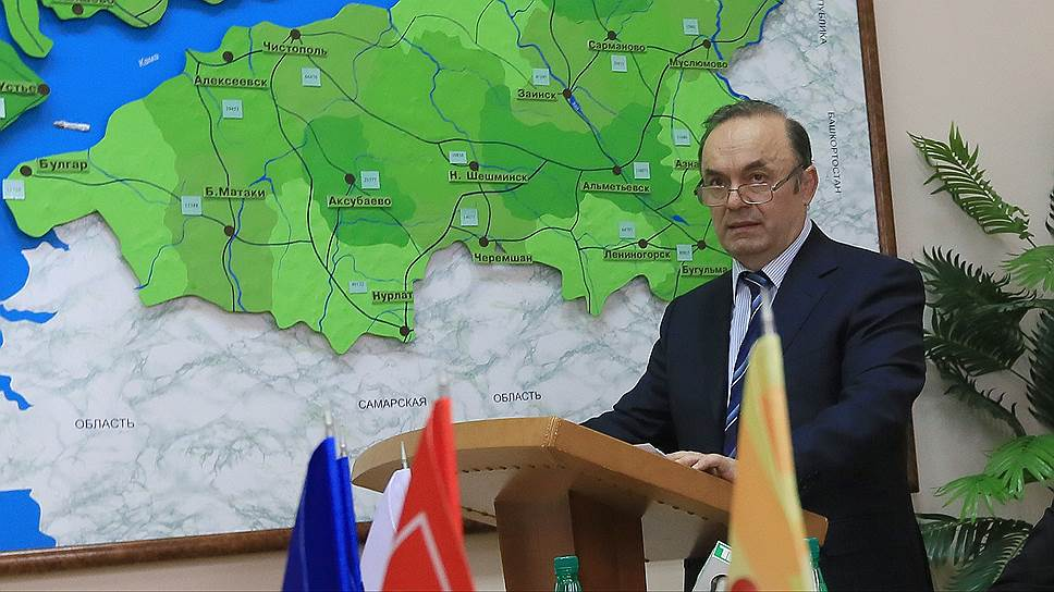 Экзам Губайдуллин может возглавить Совет муниципальных образований Татарстана