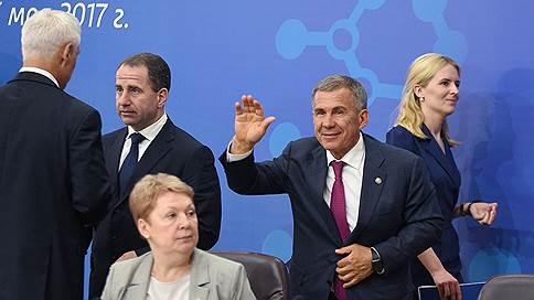 Рустам Минниханов призвал «забыть все обиды»  / Татарстан поддержит Владимира Путина на выборах