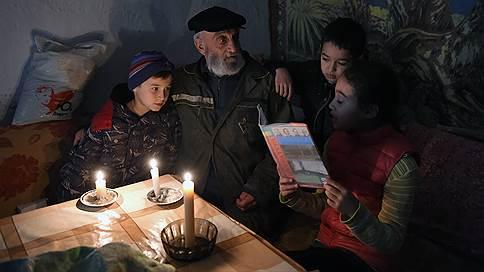 Кабель попал под бур // Виновными в блэкауте в Казани могут быть строители