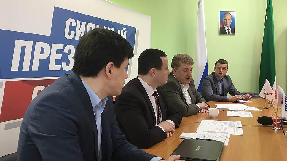 Кто поможет работе штаба Владимира Путина в Казани