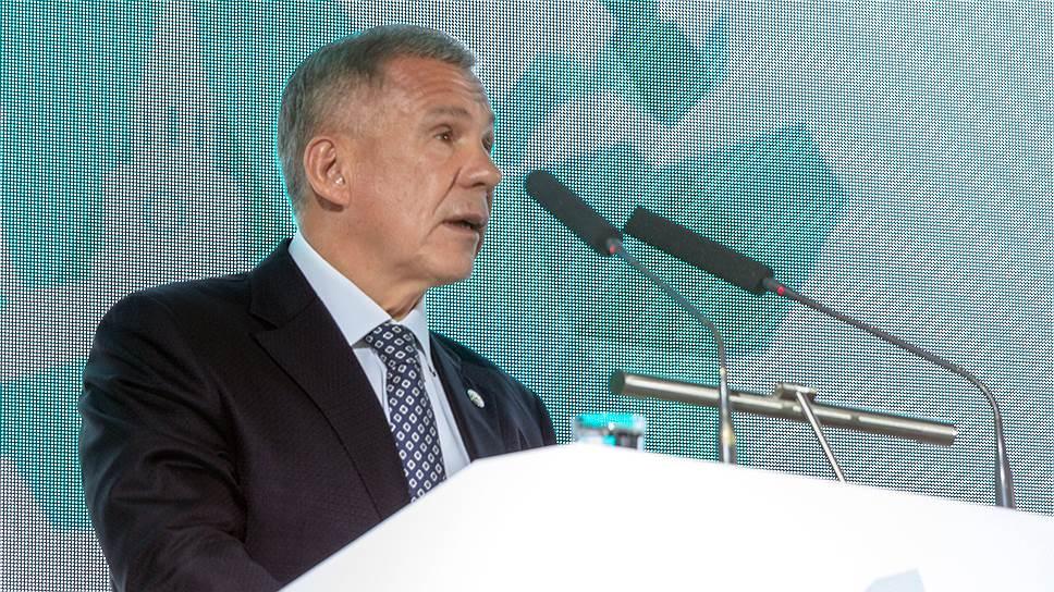 Почему президент Татарстана заявил о недостоверном «освещении развития республики»