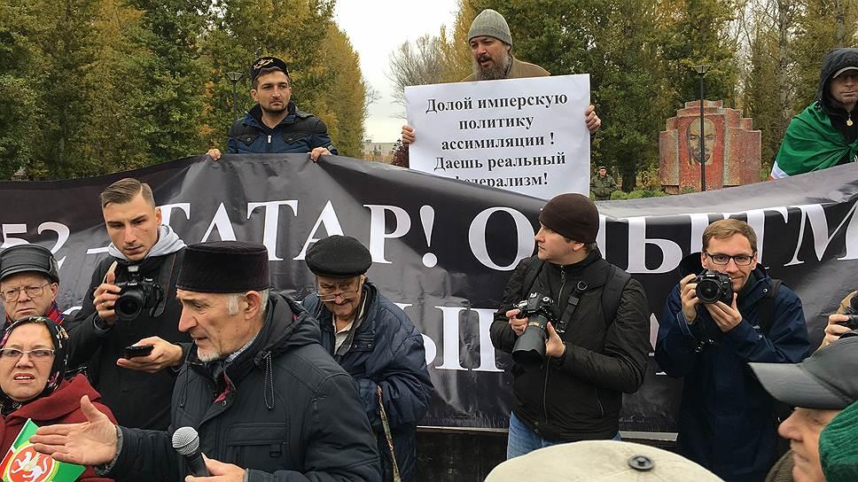 Почему татарского активиста обвинили в разжигании ненависти к русским