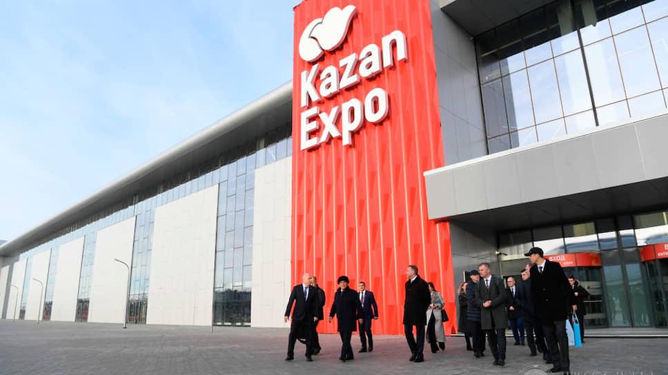 И на других посмотреть / Татарстан отдает часть Kazan Expo под медицинский промпарк