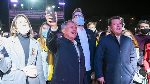 Рустам Минниханов получил третий срок  / Президент Татарстана продлил полномочия при поддержке 83% избирателей