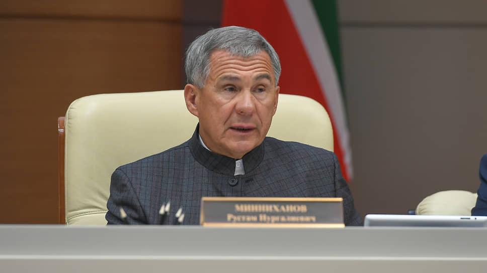 Время собирать долги / Рустам Минниханов призвал искать «новые финансовые возможности» для пополнения бюджета Татарстана