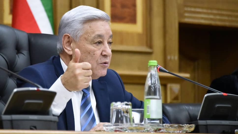 Татарстан не хочет отдавать президентский пост