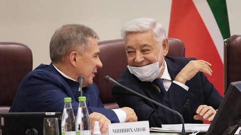 Рустама Минниханова включают в список  / Президент Татарстана готовится вести отделение «Единой России» на выборы в Госдуму