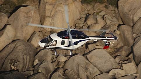 Казанский вертолет «Ансат» прошел испытания в высокогорье