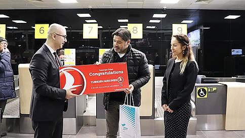 Пассажиропоток аэропорта Казани впервые превысил 3 миллиона человек
