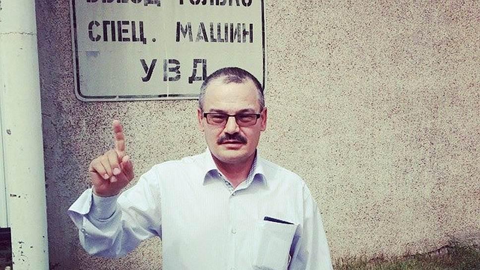 Почему СКР возбудил против Рафиса Кашапова уголовное дело