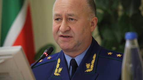 Прокурор Татарстана показал финансовую устойчивость  / Илдус Нафиков заработал 3,6 млн рублей за прошлый год