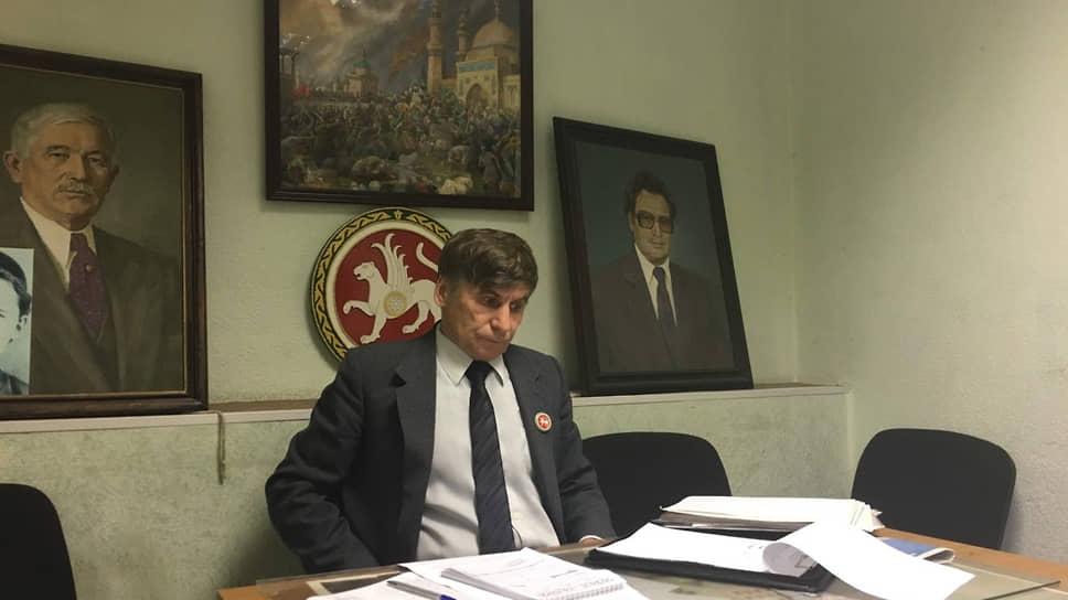 ВТОЦ сочли вредным для здоровья / Прокуратура инициирует запрет татарской организации