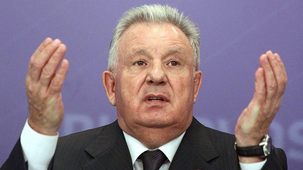 Виктор Ишаев надеется, что программа будет «однозначно» воспринята как исходящая от главы государства