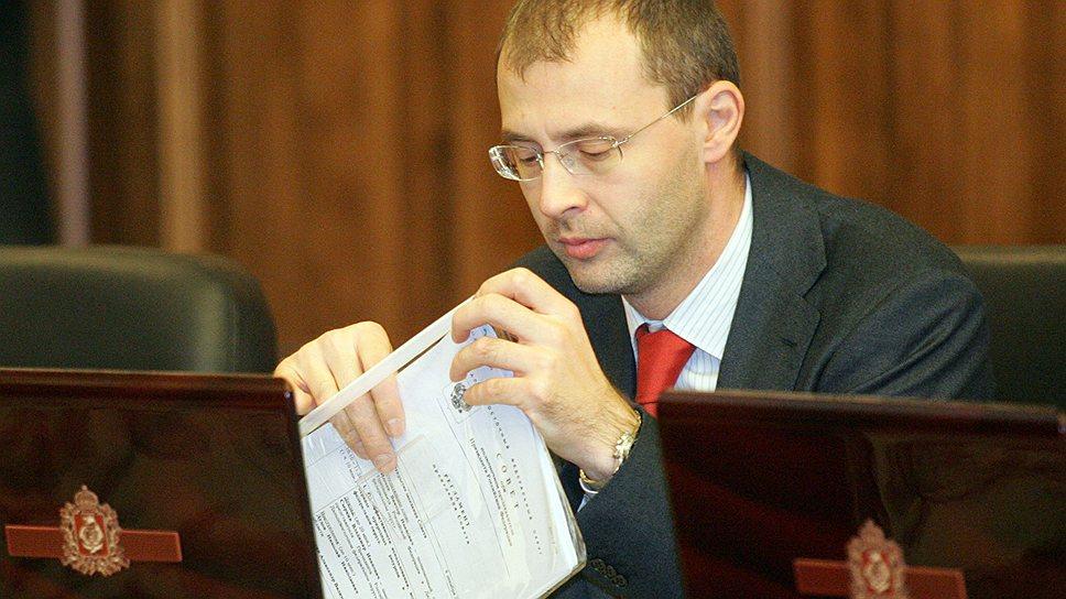 Роман Копин получил основания прийти с документами в чукотский избирком