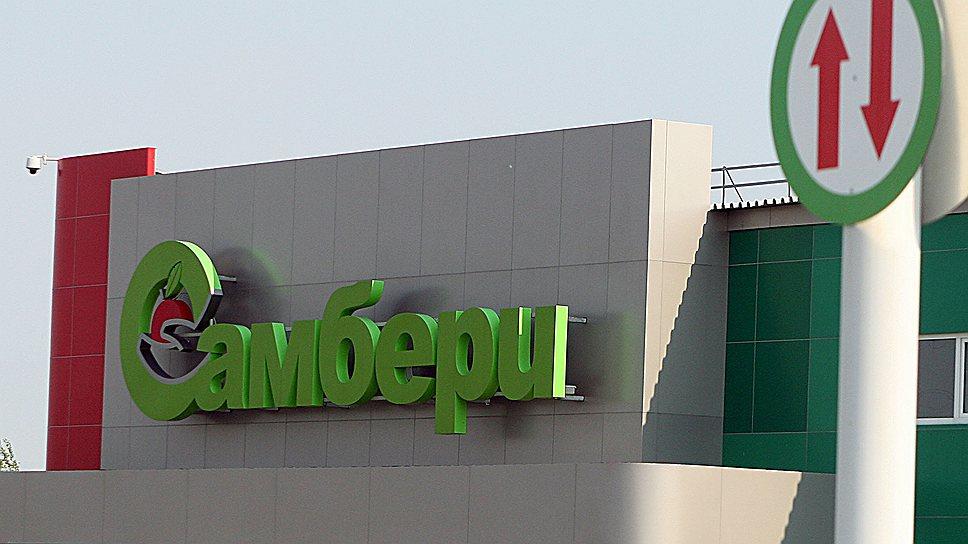 Операции магазинов «Самбери» с налогами непонравились полиции