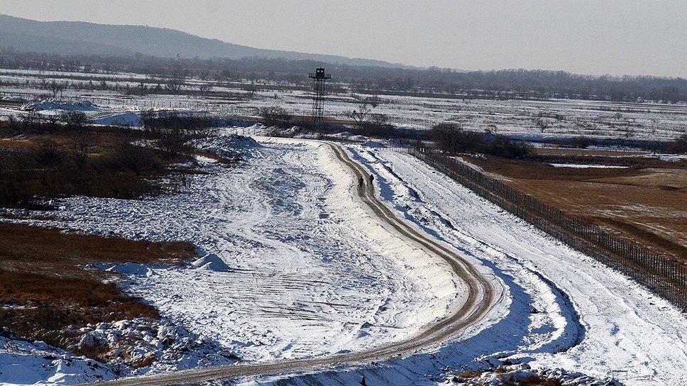 Приграничное состояние / Суд обязал вернуть Хабаровскому краю объекты пункта пропуска «Покровка»