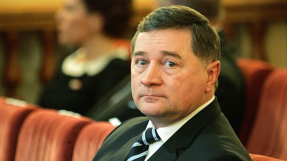 Владимир Алешко временно лишился поста главы района, но это не помешало ему поучаствовать в конференции «Единой России»