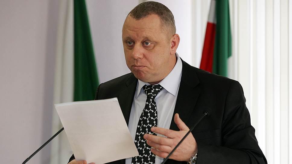 Андрей Громов освободился от необходимости собирать подписи на выборах в крайдуму благодаря попаданию в списки «Яблока»