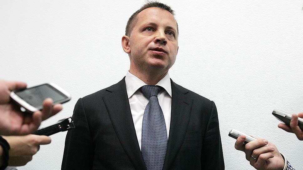 Александр Сидоренко намекает на крайне высокие темпы, взятые иностранными инвесторами небоскреба