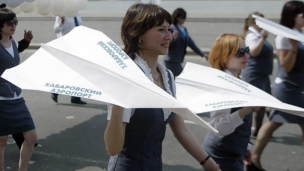 Зарубежные инвесторы не против вложиться в реконструкцию аэропорта Хабаровска, но эти планы пока лишь на бумаге