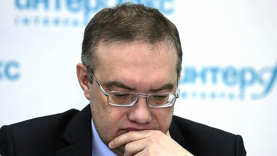 Пока и.о. главы минимущества Андрей Чукалкин находится в отпуске, его ведомство упразднили