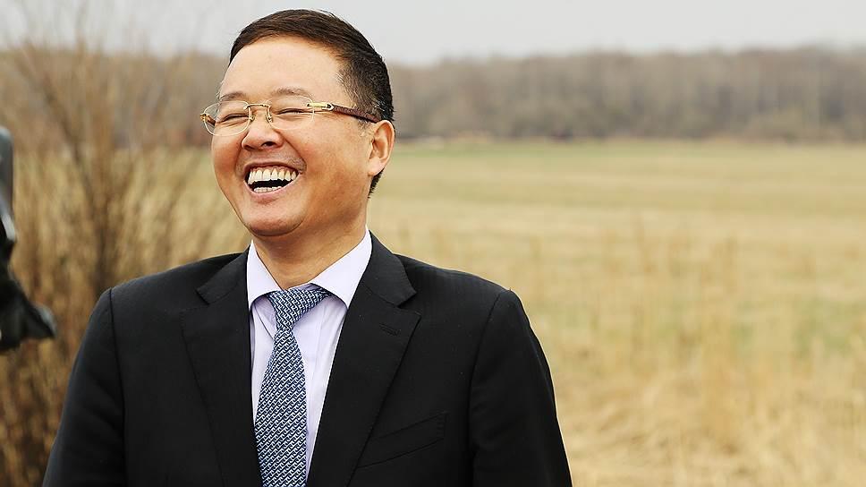 Потенциальный инвестор в ТОР «Амур» Дехун Чжоу в полевых условиях уверенно потвердил намерения вложить $50 млн в новый завод