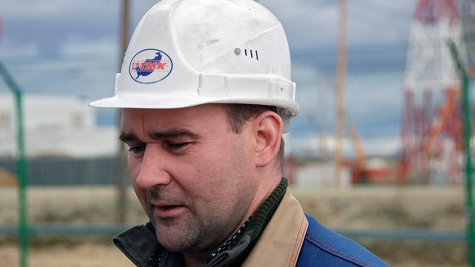 Антон Тюришев готов был продолжать доводить до Владимира Путина проблемы ТМК, но был задержан за сквернословие