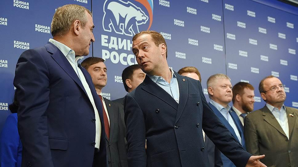 Руководство партии «Единая Россия» осталось довольно организацией и итогами праймериз в регионах