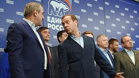 «Единая Россия» справилась с праймериз // Партии удалось провести их почти без эксцессов