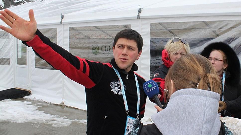 Магомеда Билалова подозревали в злоупотреблениях при строительстве олимпийских объектов
