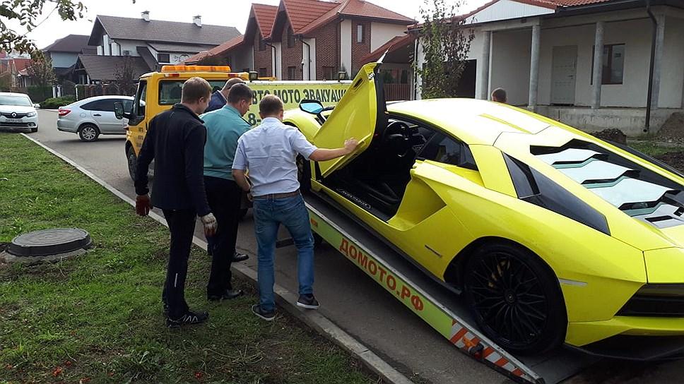 в УФССП говорят, что арестованные машины впоследствии будут проданы с торгов
