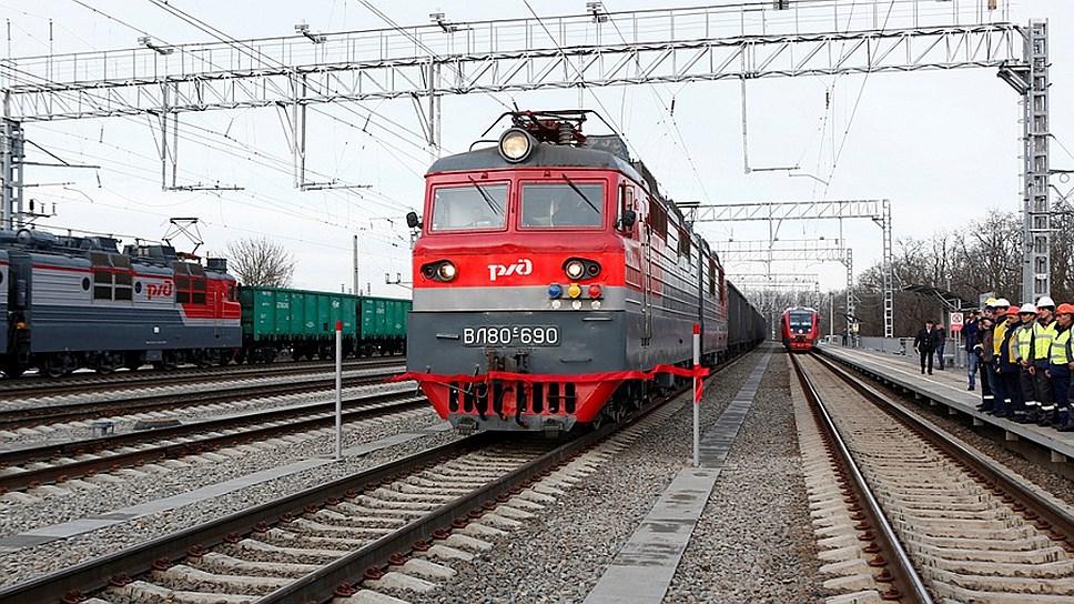 Как открывался железнодорожный обход Краснодара
