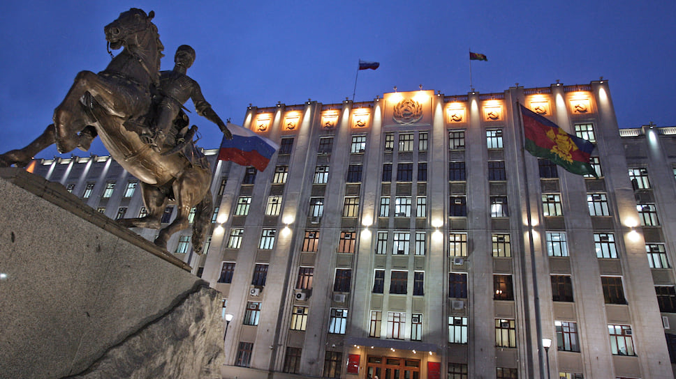 Пост вице-губернатора департамента внутренней политики остается вакантным