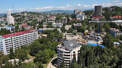 Курорт набил себе цену  / Сочи лидирует по темпам роста стоимости вторичной недвижимости