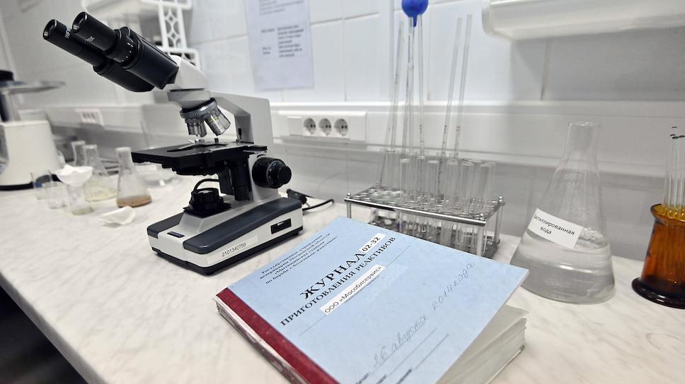 В образцах творога сотрудники лаборатории обнаружили микробную трансглутаминазу