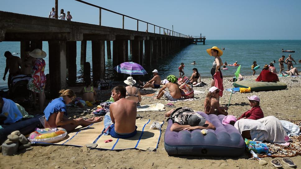 Власти Кубани намерены включить в разрабатываемый нацпроект «Туризм и индустрия гостеприимства» пакет предложений по развитию курортов Краснодарского края