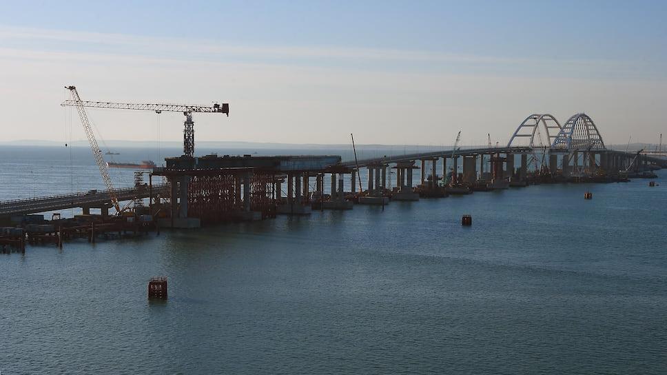 За миллиард новых трасс / Трассу Краснодар— Керчь за 55,1 млрд рублей построит «Мостотрест» Аркадия Ротенберга