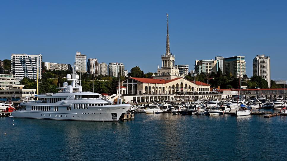 Зима отработает за лето / В Сочи загрузка отелей и санаториев в межсезонье может превысить 90%