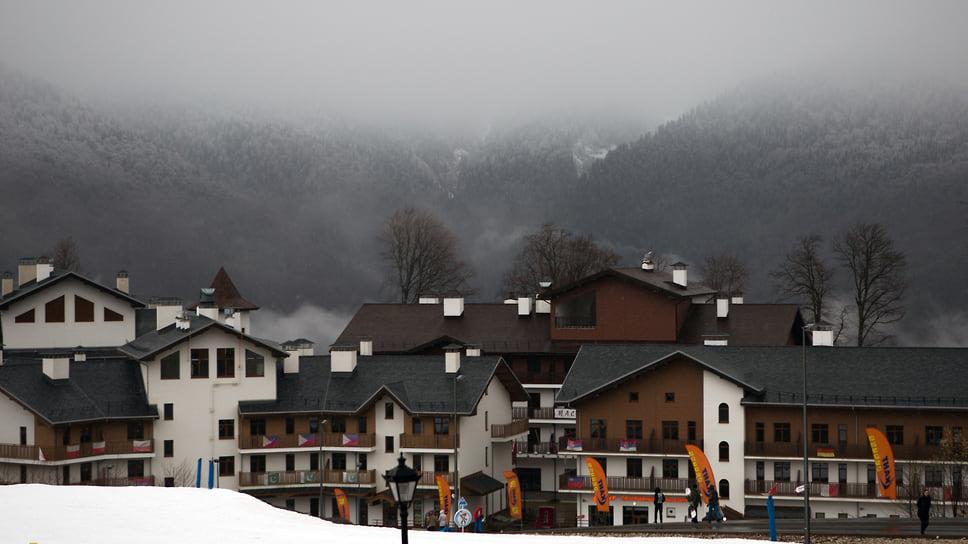 В отелях Сочи номера на зимние месяцы почти полностью забронированы