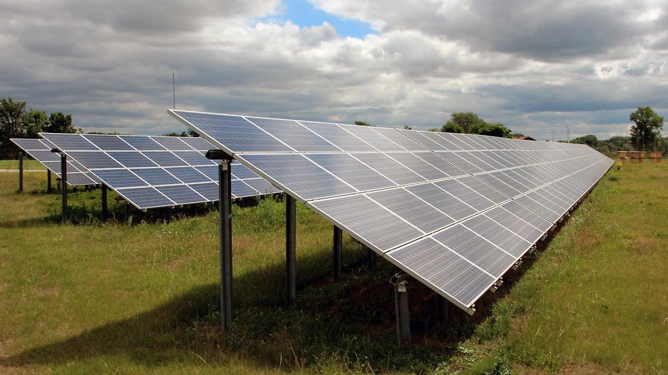 Кубань восходящего солнца / ГК «Хевел» построит в Краснодарском крае сеть солнечных электростанций стоимостью 4—5 млрд рублей каждая