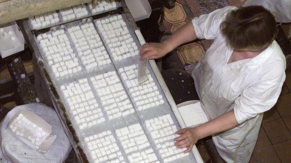 Сладко-дорого / Сахарные заводы Кубани готовы поднять цену на свою продукцию