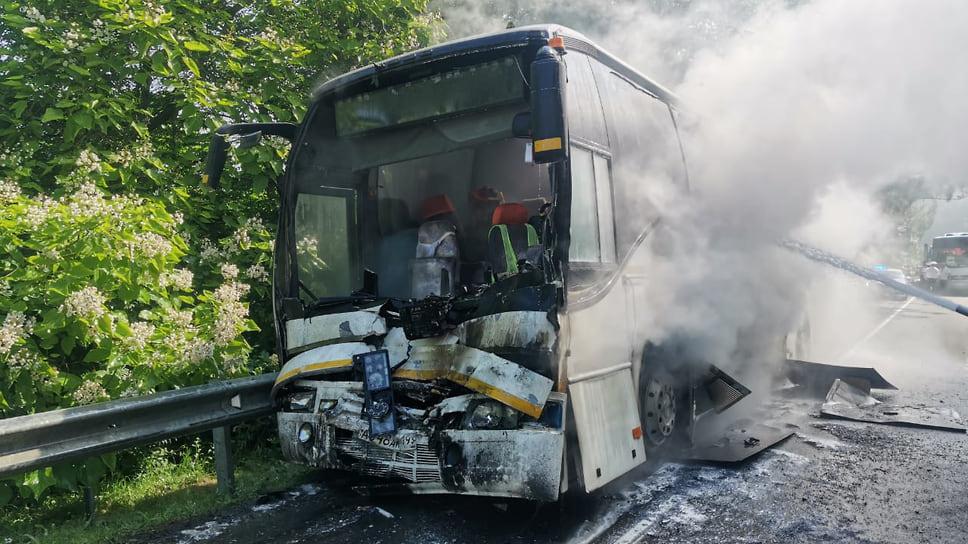 По данным ГИБДД, с разгаром курортного сезона количество аварий увеличивается
