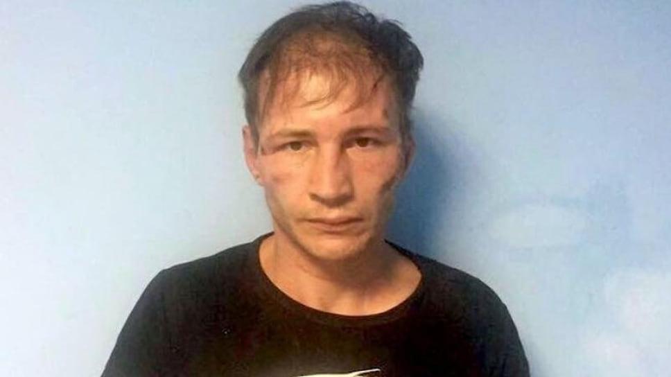 Осужденный за убийство и надругательство над телом жертвы (ч. 1 ст. 105, ч. 1 ст. 244 УК РФ) Дмитрий Бакшеев